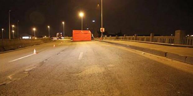 Un conducteur fantôme provoque un grave accident à Anvers - La DH