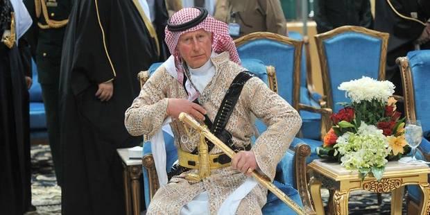 La danse ridicule du prince Charles - La DH