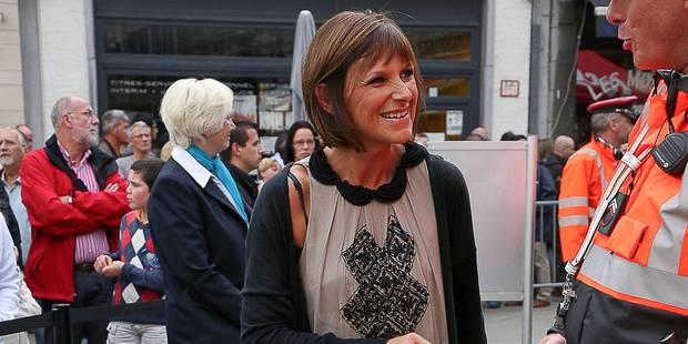 Véronique Cornet, tête de liste MR pour la Région à Charleroi - La DH