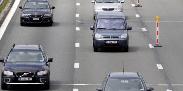 Des mesures anti-bruit le long de l'A8 à hauteur de Tournai - La DH