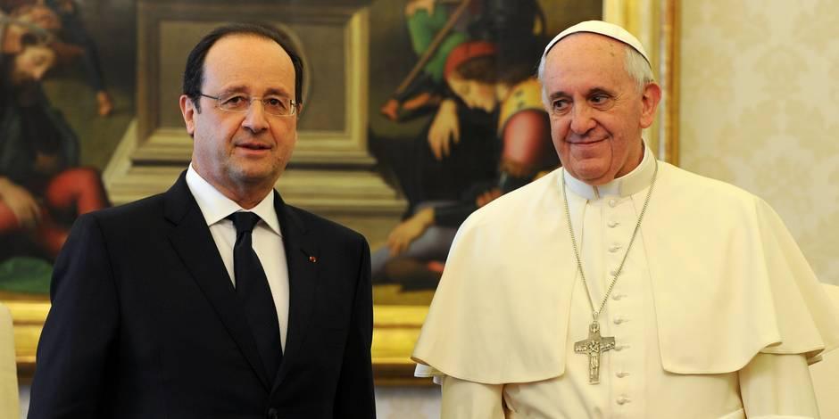 Le pape François bientôt sur Facebook