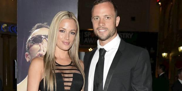 Pistorius filmé en couple avec son amoureuse juste avant le drame - La DH