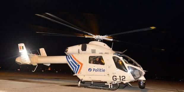 Une bande de voleurs arrêtée à Ixelles - La DH
