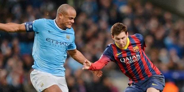 Manchester City prêt à sortir le grand jeu pour Lionel Messi - La DH