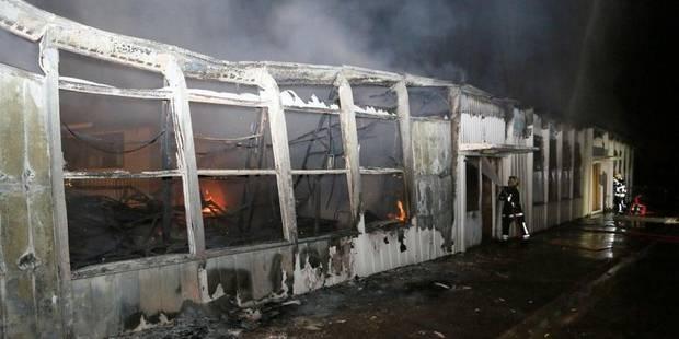 L'école des Cerisiers cible d'un incendie criminel - La DH