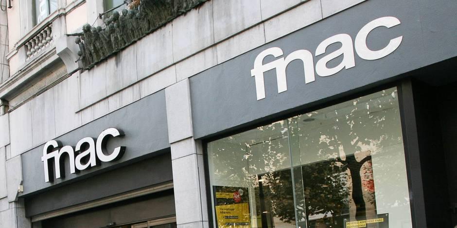 La FNAC supprime 25 postes de travail en Belgique