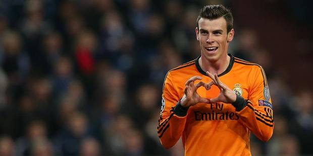 Comment tirer un coup franc, par Gareth Bale - La DH