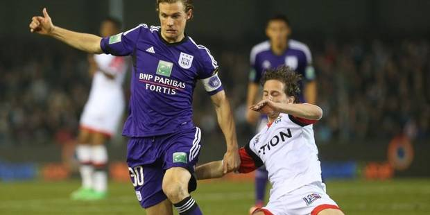 Coupe d 39 europe anderlecht belgique football - Football coupe d europe des clubs champions ...