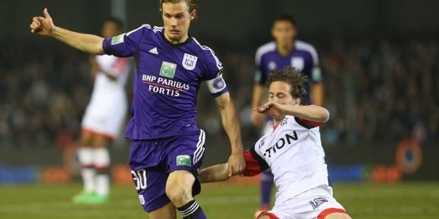 """BNP Paribas Fortis: """"Nous soutiendrons toujours Anderlecht"""" - La DH"""