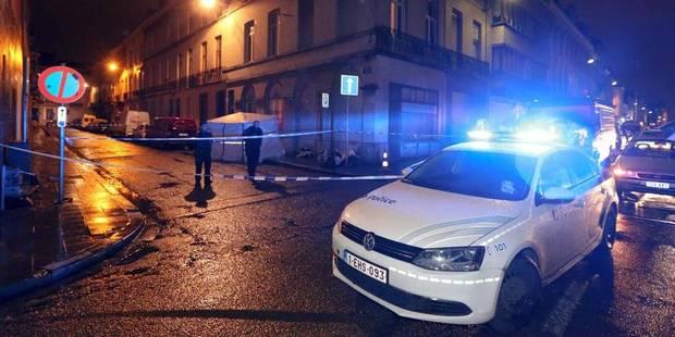 L'homme blessé par des tirs policiers à Anderlecht toujours dans le coma - La DH