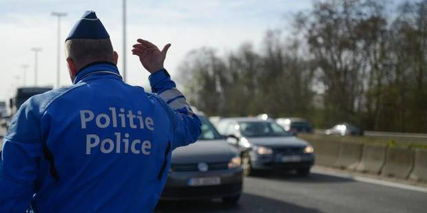 Il casse le bras d'un policier en tentant de fuir - La DH