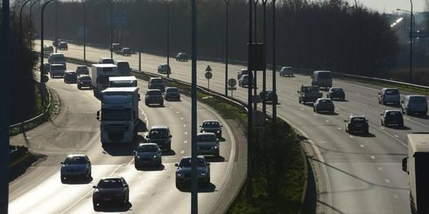 Nouvel accident sur le Ring de Bruxelles - La DH