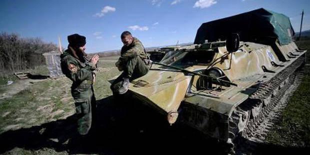Crimée: Des blindés attaquent une base ukrainienne, Russes et Américains vont discuter - La DH