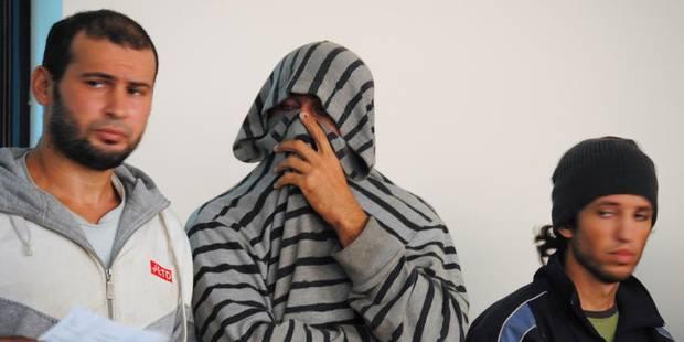 Trois djihadistes belges extradés - La DH