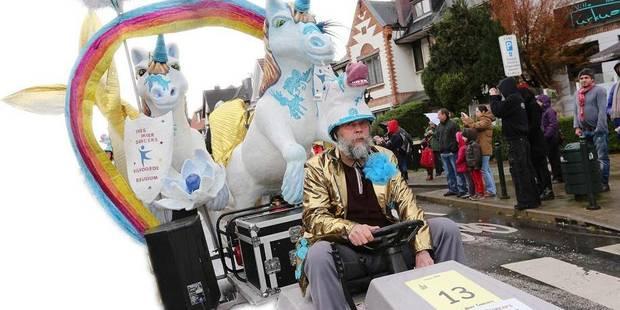 Le Scharnaval ou les couleurs du folklore