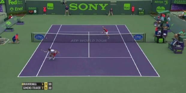Les jolis coups de patte de Wawrinka et de Federer - La DH