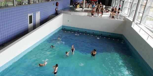 La m re d arnaud refuse les de jetair for Blue piscine hannut