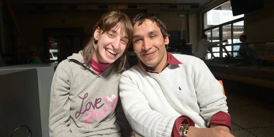 L'amour plus fort que le handicap