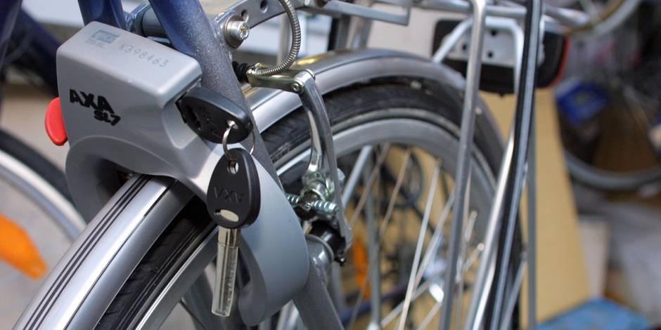 Mieux vaut voler un vélo à Molenbeek qu'à Grimbergen
