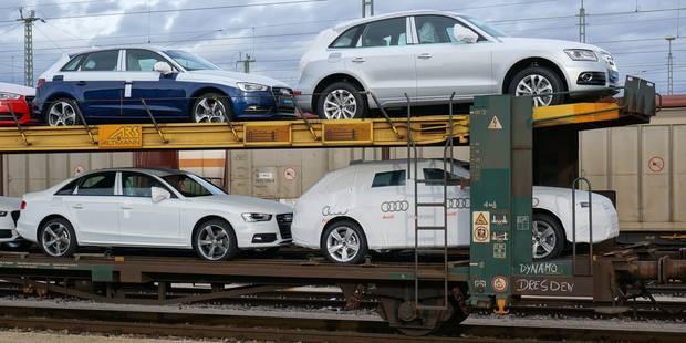 Audi prévoit de produire sa prochaine Q3 à Bruxelles - La DH
