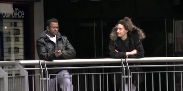 Que se passe-t-il quand une femme harc�le les hommes en rue ?