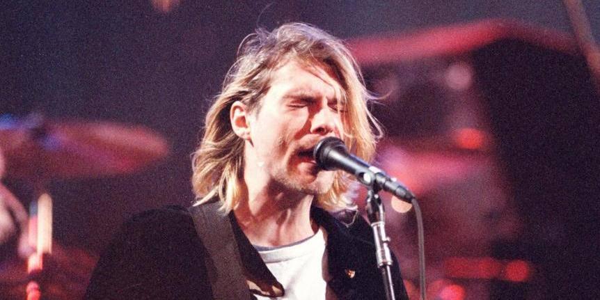 Kurt Cobain, la mort lui allait si bien