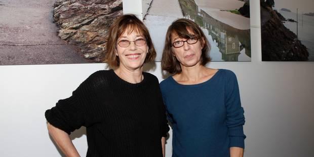Jane Birkin, un hommage émouvant à sa fille disparue - La DH