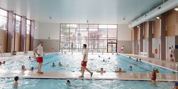 Piscine wallonie tout for Braine le comte piscine