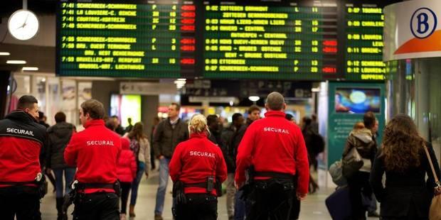 L'axe ferroviaire Bruxelles Nord-Sud dégagé - La DH