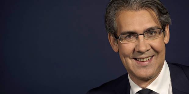"Rodrigo Beenkens: ""Content qu'un journaliste sportif soit reconnu"" - La DH"