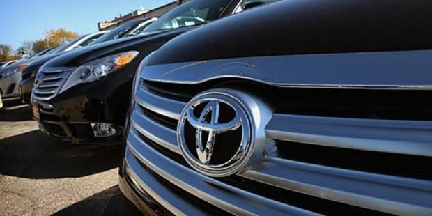 Toyota rappelle 26.000 véhicules en Belgique - La DH