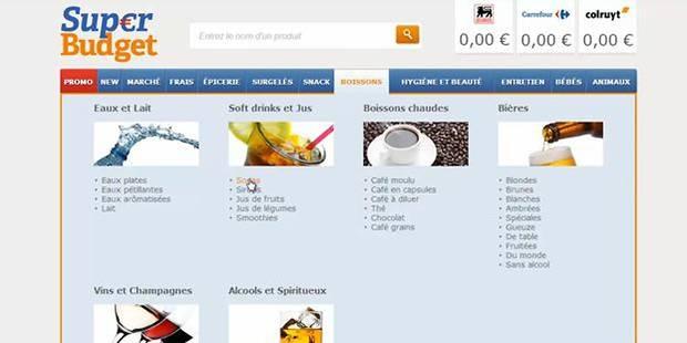 Superbudget.be, le site pour comparer et acheter? sans se ruiner - La DH