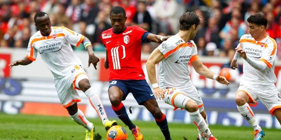Ligue 1: Lille gagne le derby et peut croire à la Ligue des Champions