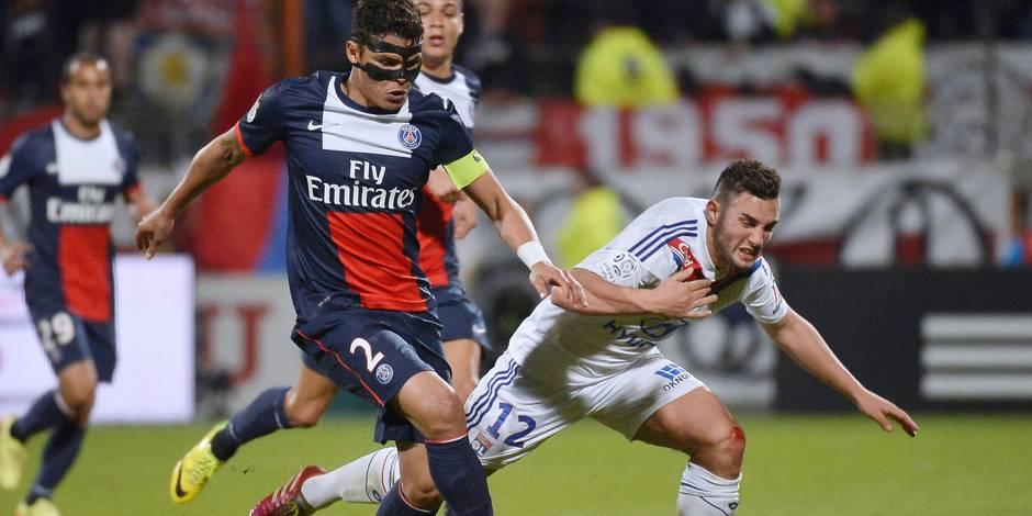 Ligue 1: Lyon fait rechuter le Paris SG