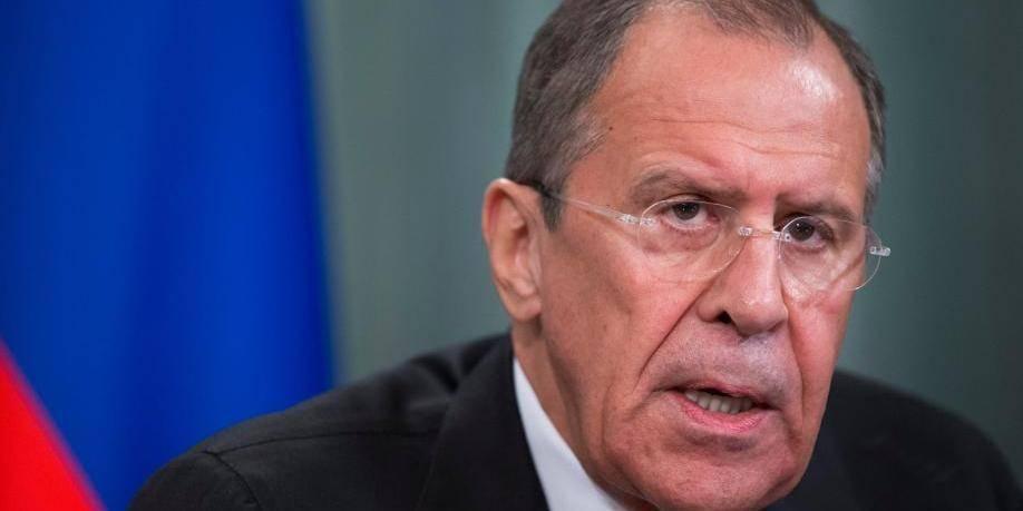 """Lavrov: Tout recours """"criminel"""" à la force par Kiev """"sapera le dialogue"""""""
