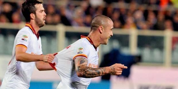 Belges à l'étranger: Nainggolan offre la victoire et la Champion's League à la Roma - La DH