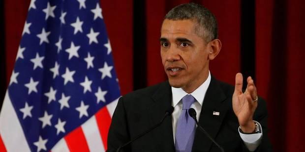 """Obama compte punir les """"provocations"""" russes en Ukraine - La DH"""