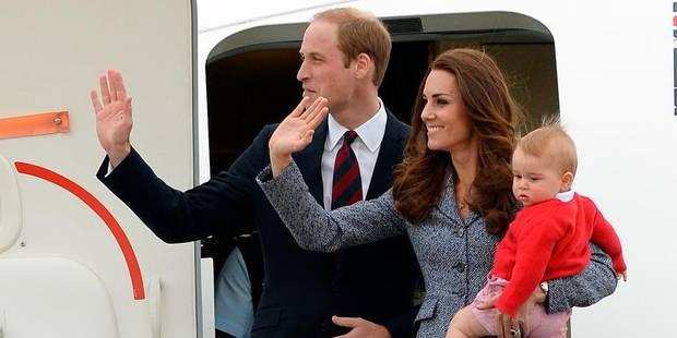 Kate et William bientôt en Belgique! - La DH