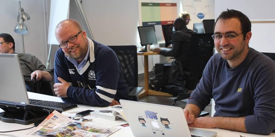 "Charleroi: une semaine pour ""coworker"""