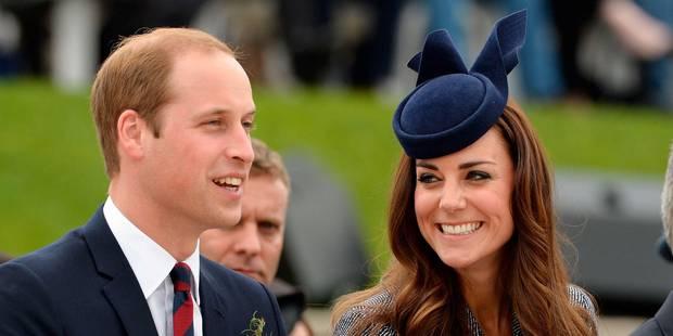 Centenaire 14-18: Kate et William passeront aussi par Li�ge
