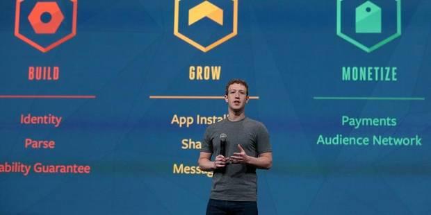 Plus de confidentialité pour les applications mobiles sur Facebook - La DH