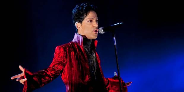 Prince le 27 mai en concert au Sportpaleis d'Anvers - La DH