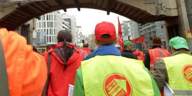 Préavis de grève à la Ville de Bruxelles pour le 8 mai - La DH