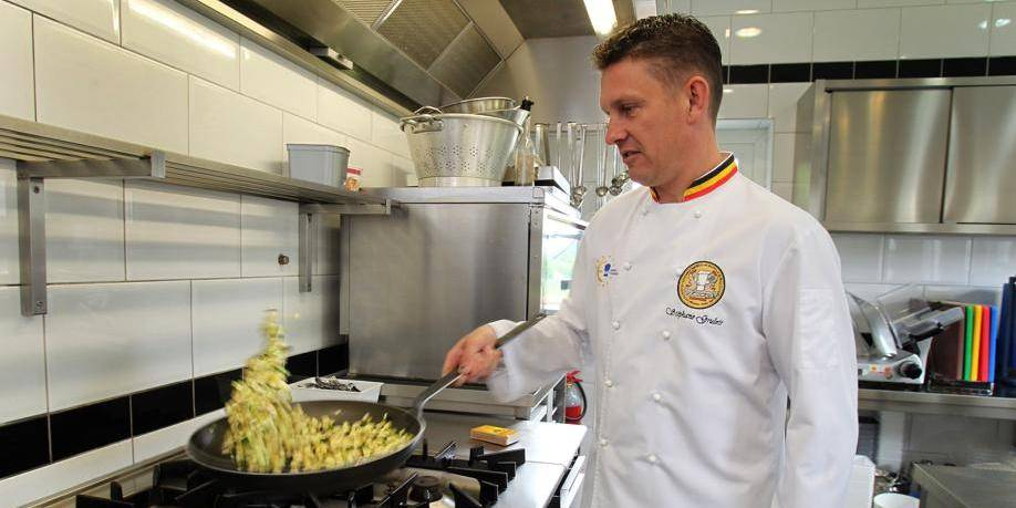 De la promotion sociale gastronomique - Cours de cuisine bruxelles ...