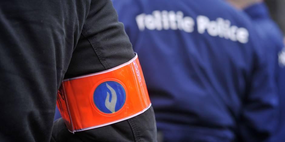 Les flics anti-guerre des polices en colère - La DH