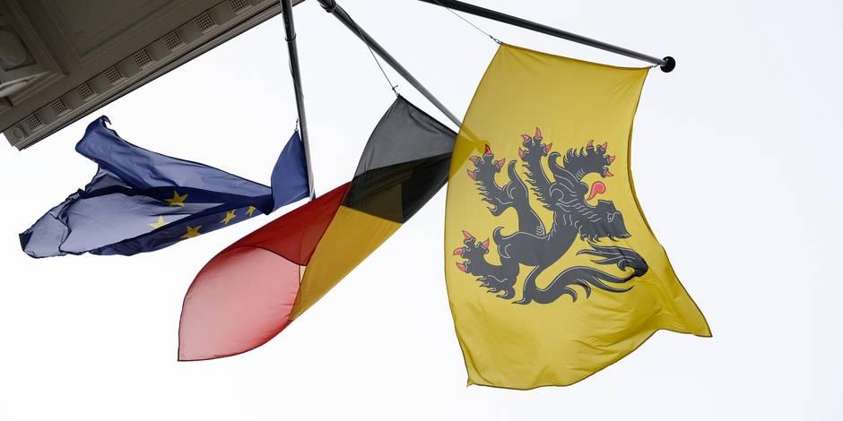 La Région flamande condamnée à lancer ses convocations en français - La DH