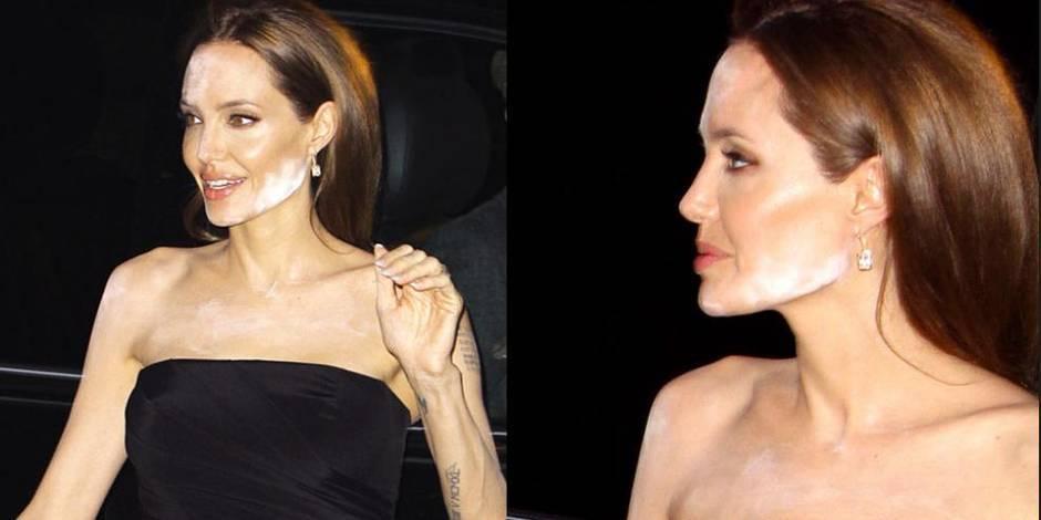 Angelina un tout petit peu moins Jolie
