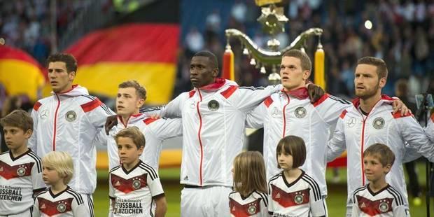 Seulement 6% des Allemands voient la Mannschaft sacrée au Brésil - La DH