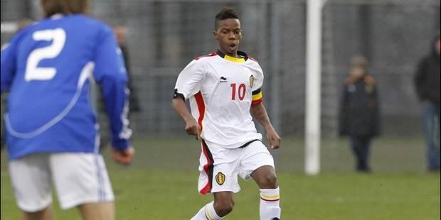 Charly Musonda remporte le titre chez les U21 avec Chelsea - La DH
