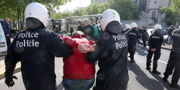 European Business Summit: 240 manifestants arrêtés - La DH